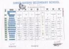 Shishu-Stundenplan